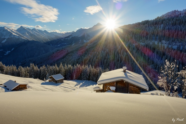 By Paul Fotos Zillertal Winter