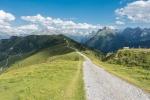 Mountainbikeweg Wangl Penkenjoch